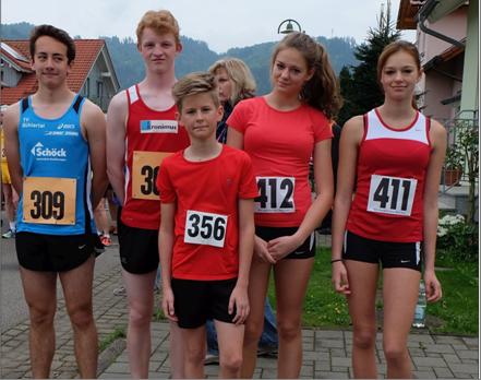 Badische Meisterschaften im Straßengehen am 26. April in Biberach