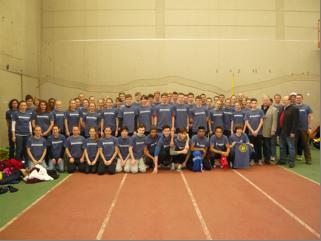 Badische Auswahlteams beim Jugendländerkampf in Topform