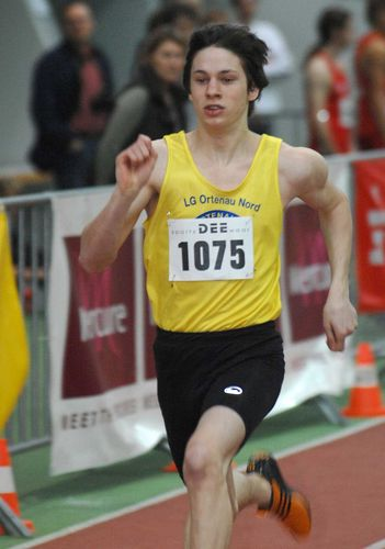 Bodo Göder herausragend mit der Kugel – Patrick Domogala Sprint-Doppelsieger