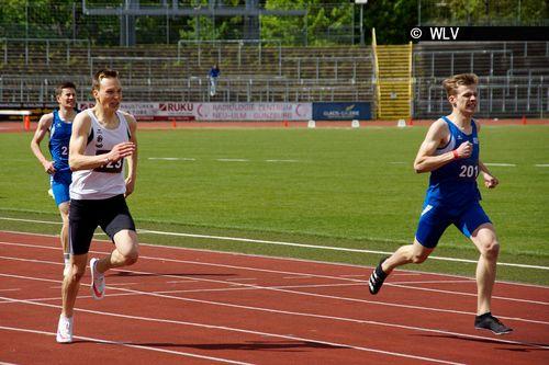 U18-Vergleichskampf Baden-Württemberg - Bayern - Hessen am 22. Mai 2021 in Ulm, Donaustadion