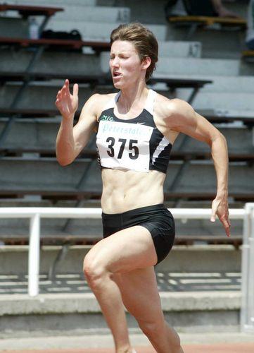 Tamara Seer gewinnt zweimal Gold und einmal Silber