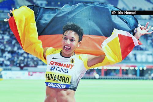 Malaika Mihambo – Der fliegende Engel