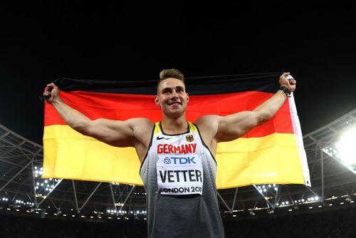 Johannes Vetter krönt europäischen Sieg mit 90-Meter-Wurf