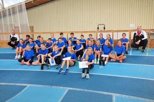 Talentsportfest Mannheim 2020