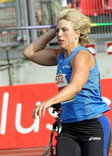 Christina Obergföll gewinnt zweiten DM-Titel /<br>Bronze für Anne Möllinger und Sascha Hördt