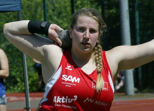 Nico Maier stößt Bestleistung beim Weisenbacher Meeting / Meetingrekord für Lena Urbaniak / Cup-Rekord für Johanna Siebler