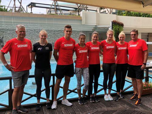 DLV nominiert sieben Athleten aus Baden-Württemberg für die World Athletics Relays in Polen