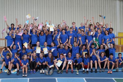 Starke Leistungen und tolle Stimmung beim Talentsportfest