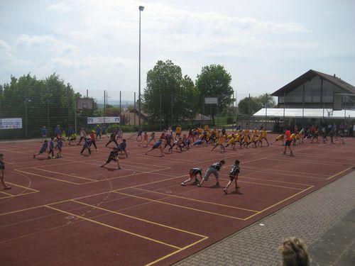 VR-Talentiade in Kieselbronn