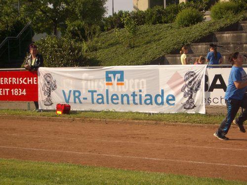 Erfolgreiche 5. VR-Talentiade im Stadion zu Wyhl ausgetragen