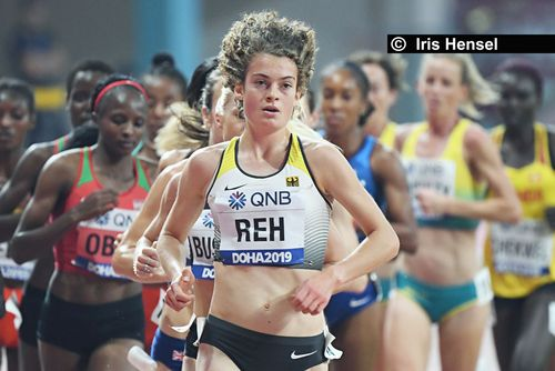 IAAF Weltmeisterschaften, 27.09.-06.10.2019 in Doha (Qatar)