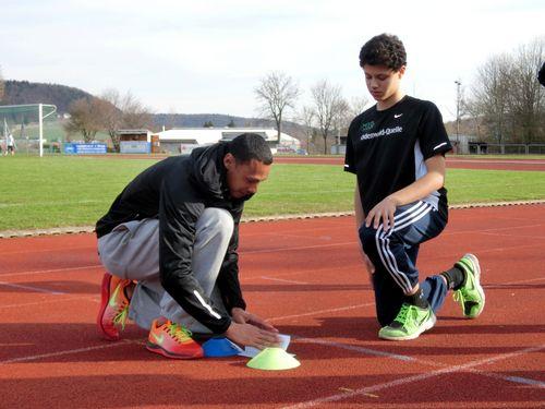 Innovativer F-Kader-Lehrgang in Albstadt - Athleten und Heimtrainer bekommen Anregungen