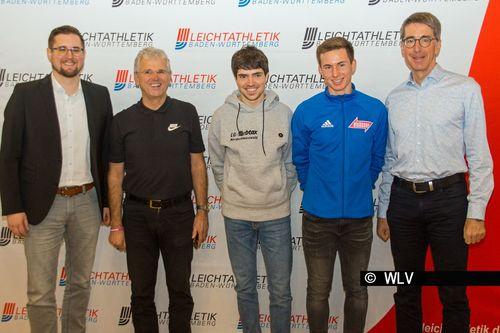 Pressekonferenz Deutsche Croolauf-Meisterschaften