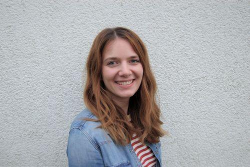 Pauline Stübing neue Mitarbeiterin der BLV-Geschäftsstelle