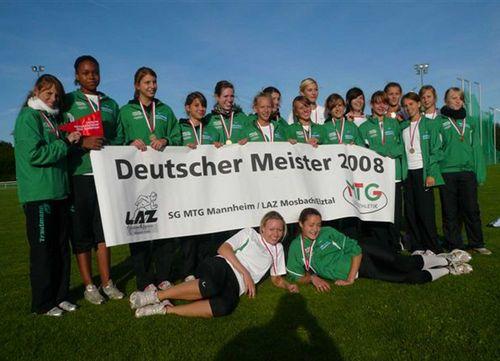 MTG Mannheim so erfolgreich wie noch nie