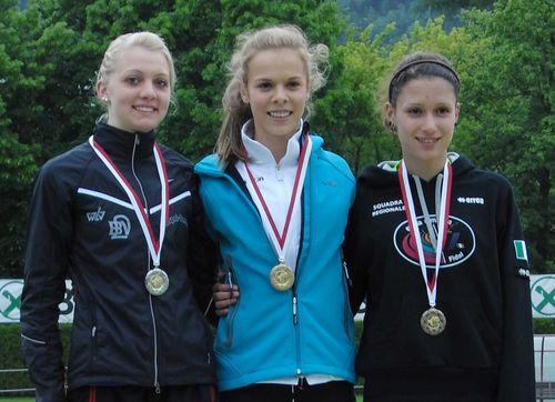 Baden-Württembergs U18-Frauen auf Platz eins