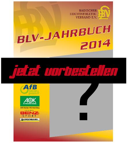 Jahrbuch 2014 jetzt vorbestellen!