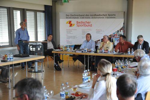 BLV-Verbandsrat tagte am 24.10. in Karlsruhe