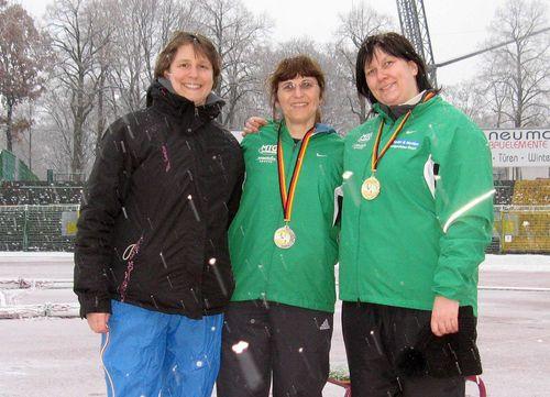 Weltrekord, deutscher Rekord und viele Titel für Baden