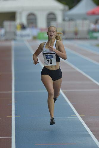 Bronze für Hannah Mergenthaler bei U20-WM in Eugene