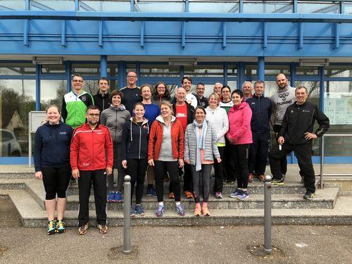 Ausbildung zum Sportabzeichenprüfer/-coach in Steinbach