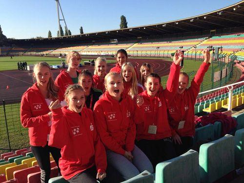 Bundesfinale Jugend trainiert für Olympia - Leichtathletik: Badische Teams erfolgreich