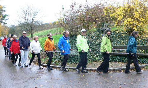 Walking-Leiter-Seminar