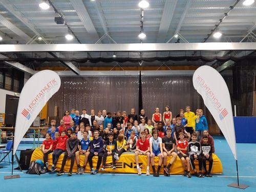 Teilnehmerrekord beim Mehrfach-Sprungcup in Stuttgart und Offenburg