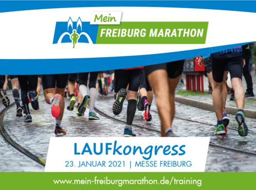 Laufkongress zur Vorbereitung auf den MEIN FREIBURG MARATHON 2021