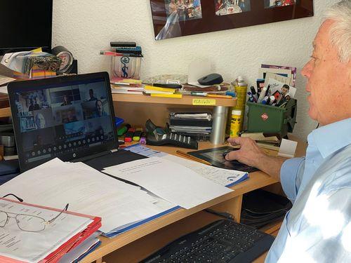 Premiere bei BLV-Verbandsratstagung: virtuelle Durchführung der Sitzung erfolgreich