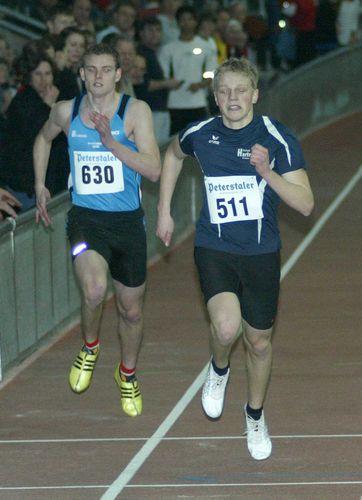 800m-Schülerinnen glänzen / Kleine Teilnehmerfelder bei der A-Jugend
