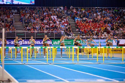 INDOOR MEETING Karlsruhe 2020: Erstes internationales Leichtathletik‐ Highlight auf deutschem Boden