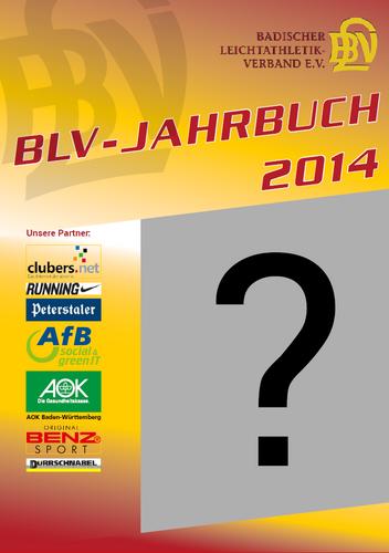 Jetzt abstimmen: Wer soll Cover-Athlet/in auf dem BLV-Jahrbuch 2014 werden?