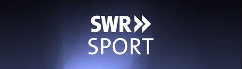 Alina Reh, Oliver Leki und Prof. Dr. Michal Geißler bei SWR Sport