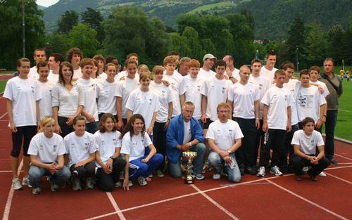 B-Jugend-Länderkampf  2007 in Brixen