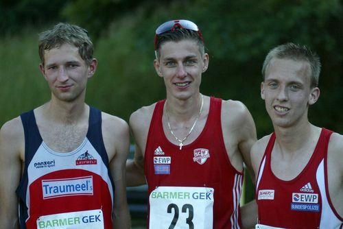 Deutsche Meisterschaften im Bahngehen in Bühlertal