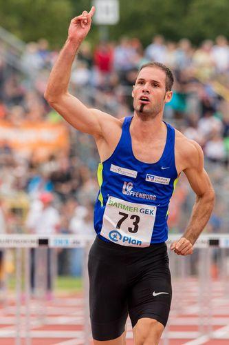DM 2014: Zehn Medaillen für BLV-Athleten