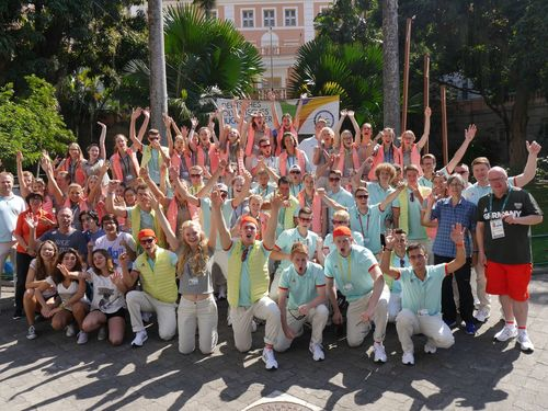 Deutsches Olympisches Jugendlager Tokio 2020: Seid dabei!