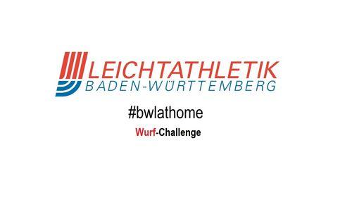 #bwlathome – Wurf-Challenge