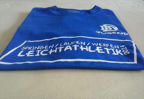 Das BLV-Jugend-Shirt 2014 ist da!