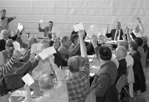 ARGE-Vertrag einstimmig an aktuelle Gegebenheiten angepasst