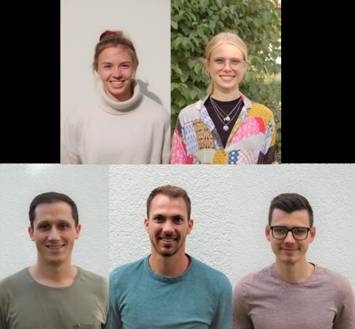 Viele neue Gesichter im Team der Geschäftsstelle des Badischen Leichtathletik-Verbandes