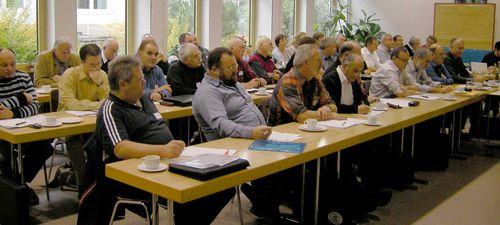 Zweite gemeinsame Tagung wiederum gelungene Kooperation