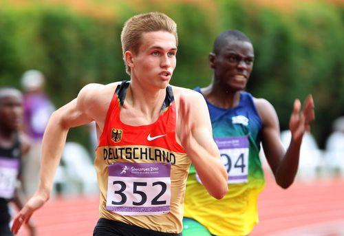 Shanice Craft holt Diskus-Gold / Patrick Domogala sprintet zu Bronze